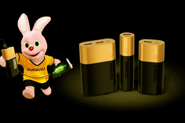 duracell powerbank -Glorious update
